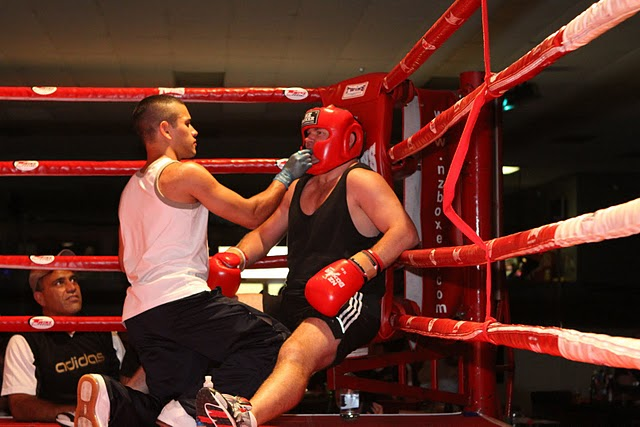 2010 Ringside Boxing Coaching