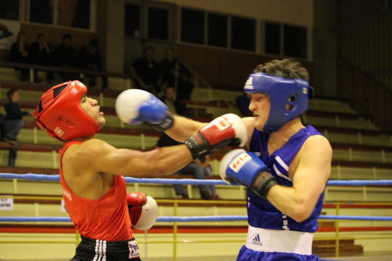 Boxing Fight Competition