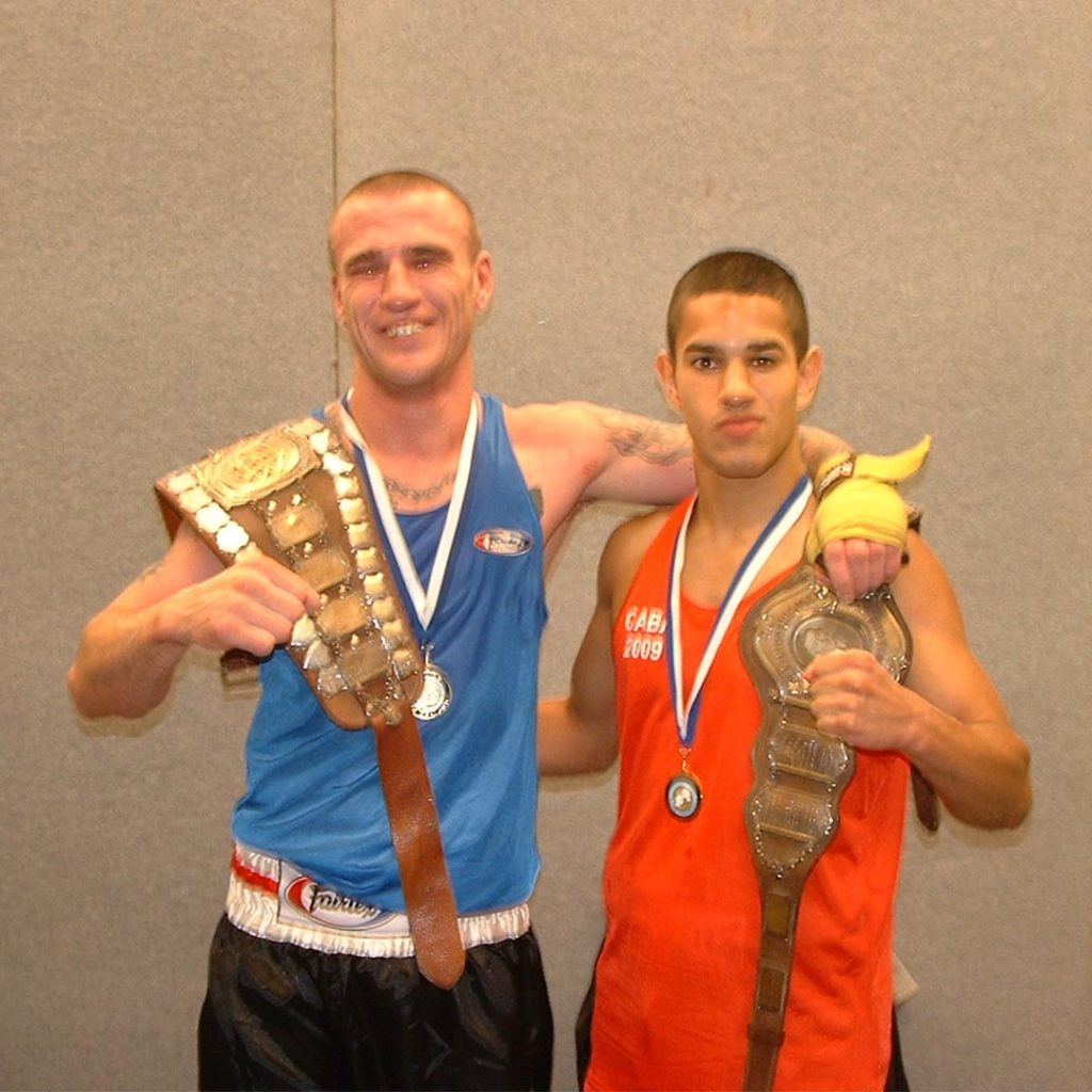Boxing National Winners