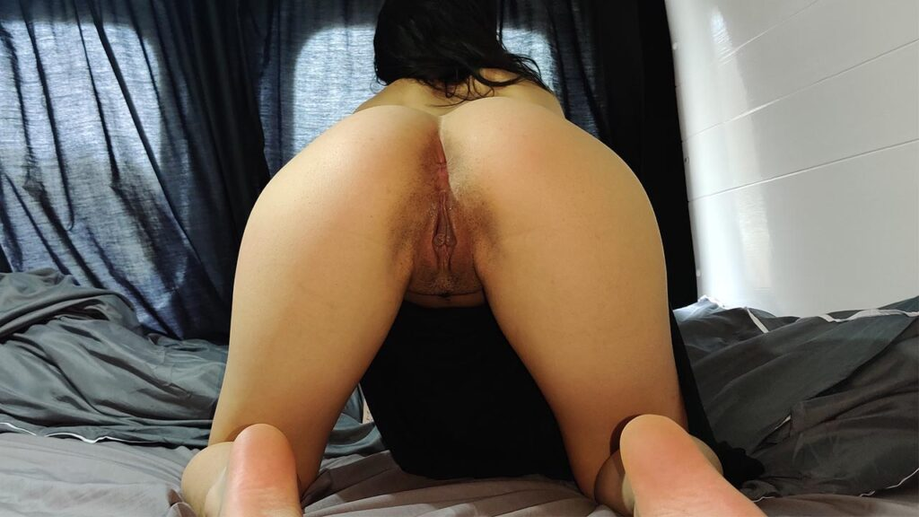 Maori 18 Teen Student in DoggyStyle Showing Pussy - 10